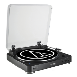 Audio-Technica AT-LP60BT Belt-drive audio turntable Black