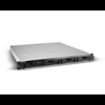 Asustor Lockerstor 4RD NAS Rack (1U) Ethernet LAN Grey C3538
