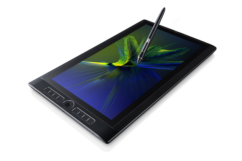 Wacom MobileStudio Pro 16 USB Black graphic tablet