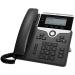 Cisco 7821 teléfono IP Negro, Plata 2 líneas
