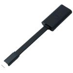 DELL DBQAUBC064 video cable adapter USB C HDMI Black