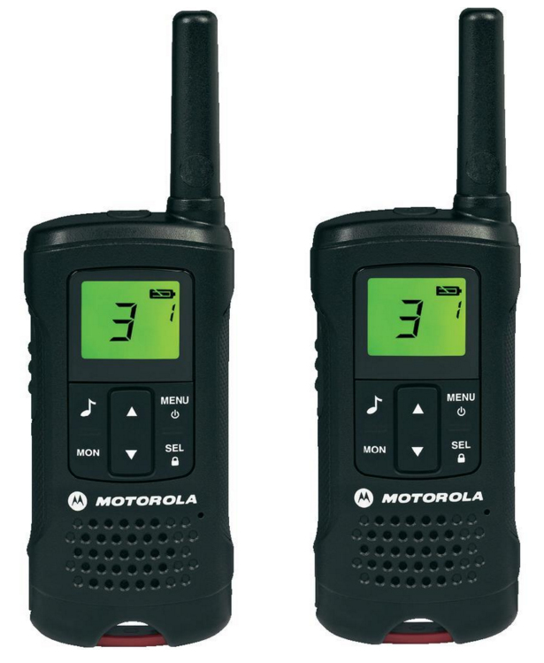 Motorola TLKR T60 2 Pack two-way radio