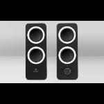 Logitech Z200 Stereo 10W Black