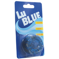 JEYES LU BLUE TOILET FRESHENER PK6