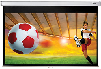 Optoma DS-9092PWC projection screen 2.34 m (92