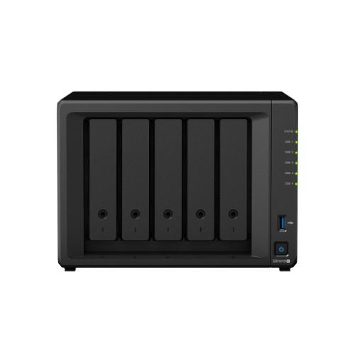 Synology DiskStation DS1019+ Ethernet LAN Tower Black NAS