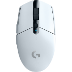 Logitech G 910-005289 mouse Ambidextrous RF Wireless Optical 12000 DPI