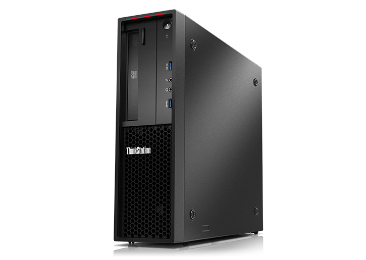 Lenovo ThinkStation P310 E3-1225V5 SFF Black
