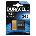 PSA Parts DL245 Lithium 6V non-rechargeable battery