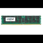 Crucial 32GB DDR4-2400 32GB DDR4 2400MHz ECC memory module