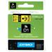 DYMO 43618 (S0720790) DirectLabel-etikettes, 6mm x 7m