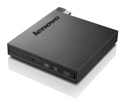 Lenovo 4XA0H03972 DVD±RW Black optical disc drive