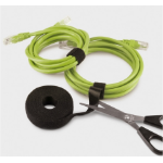 Label-the-cable Roll Black cable tie