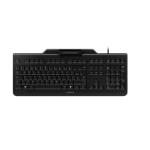 CHERRY SECURE BOARD 1.0 BLK keyboard USB QWERTZ UK English Black