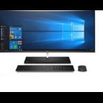 """HP EliteOne 1000 G2 86.4 cm (34"""") 3440 x 1440 pixels 8th gen Intel® Core™ i7 16 GB DDR4-SDRAM 512 GB SSD AMD Radeon RX 560 Black All-in-One PC Windows 10 Pro"""
