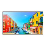 "Samsung OM46D-W 116.8 cm (46"") LED Full HD Digital signage flat panel Black"