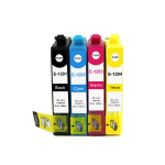 Compatible Epson T1295 Apple Ink Cartridge Multipack