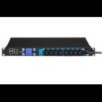 Eaton ESWH28 power distribution unit (PDU) 8 AC outlet(s) 1U Black