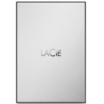 LaCie STHY2000800 external hard drive 2000 GB Black,Silver