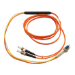 Tripp Lite 1.0m LC/ST Mode Conditioning Cable