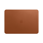 Apple Leather Sleeve for 15-inch MacBook Pro – Saddle Brown