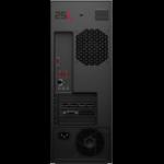 HP OMEN 875-0056na 9th gen Intel® Core™ i7 i7-9700F 16 GB DDR4-SDRAM 2256 GB HDD+SSD Black Desktop PC