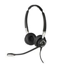 Jabra Biz 2400 II USB Duo BT Binaural Head-band Black,Silver headset