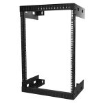 StarTech.com 15U Wall-Mount Server Rack - 12 in. Depth RK15WALLO