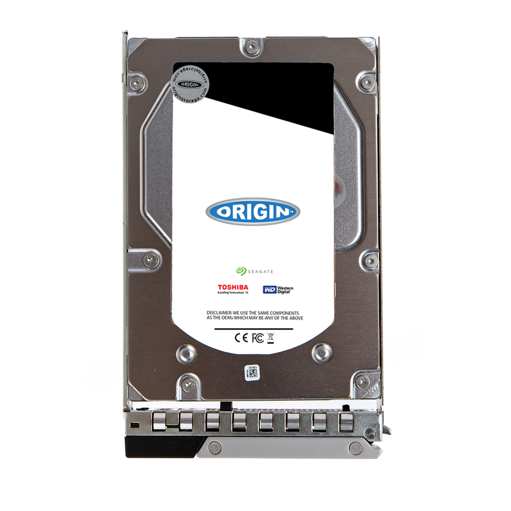 Origin Storage 6TB 7.2K 3.5in PE Rx40 Series Nearline SATA Hot-Swap HD Kit