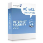 F-SECURE Internet Security 2014, 1 year, 3 PC 1year(s)