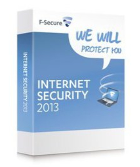 F-SECURE Internet Security 2014, 3 PC, RBOX Full license
