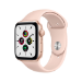 Apple Watch SE 44 mm OLED 4G Oro GPS (satélite)