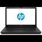 """HP 15-da0039tu Black Notebook 39.6 cm (15.6"""") 1366 x 768 pixels 2.2 GHz 8th gen Intel® Core™ i3 i3-8130U"""