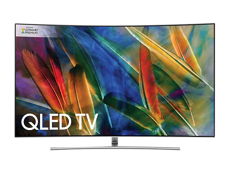 "Samsung Q8C 65"" 4K Ultra HD Smart TV Wi-Fi Silver LED TV"