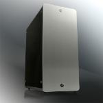 RAIJINTEK Asterion Classic computer case Midi-Tower Silver