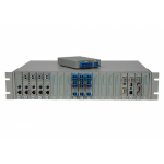 Omnitron iConverter 19-Module Chassis 2U network equipment chassis