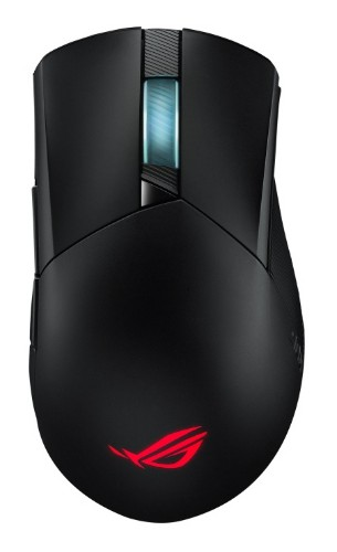 ASUS ROG Gladius III Wireless mouse Right-hand RF Wireless+Bluetooth+USB Type-A Optical 19000 DPI