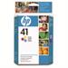 HP 41 Cyan,Magenta,Yellow ink cartridge