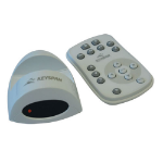 Tripp Lite Keyspan Multimedia Remote for iTunex, PCs & Laptops