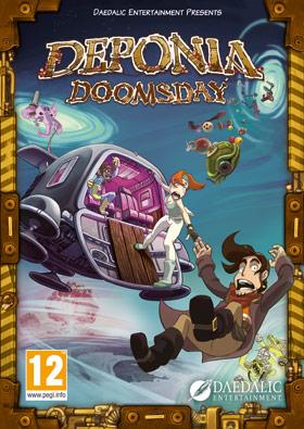 Nexway Deponia Doomsday vídeo juego PC/Mac/Linux De lujo Español