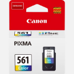 Canon 3731C001 (CL-561) Ink cartridge color, 180 pages, 8ml