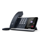 Yealink T55A IP phone Grey
