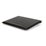 Belkin Portable Notebook Cushdesk Comfort Lap Desk for Laptops up to 18.4 inch  Black/Grey F8N143