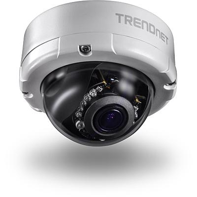 Trendnet TV-IP345PI security camera IP security camera Indoor & outdoor Dome Silver 2688 x 1520 pixels