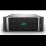 Hewlett Packard Enterprise ProLiant DL580 Gen10 server 115.2 TB 2.2 GHz 64 GB Rack (4U) Intel® Xeon® Gold 800 W DDR4-SDRAM