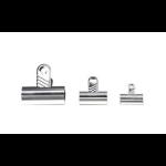 Whitecroft Essentials Value Letter Clip 20mm Silver PK10