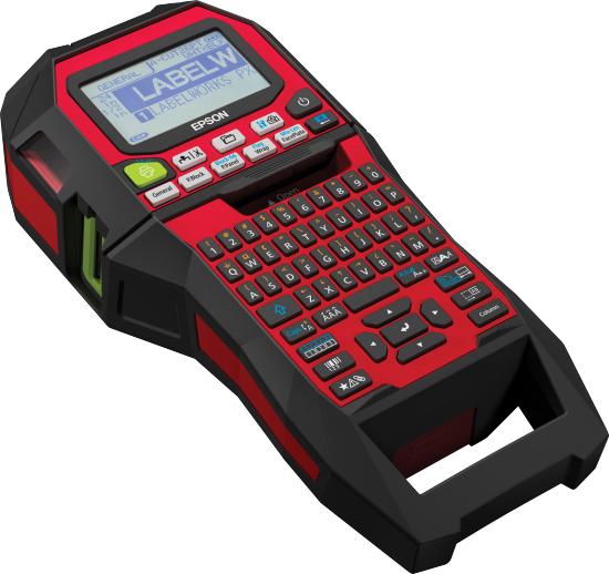 Epson LabelWorks LW-Z900FK Qwerty impresora de etiquetas Transferencia térmica 360 x 360 DPI Alámbrico