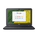 "Acer Chromebook 11 N7 C731-C8VE 1.6GHz N3060 11.6"" 1366 x 768pixels Black Chromebook"