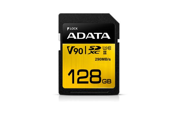 Sdxc Uhs-ii Cl10 U3 128GB Sd V90 4k/8k