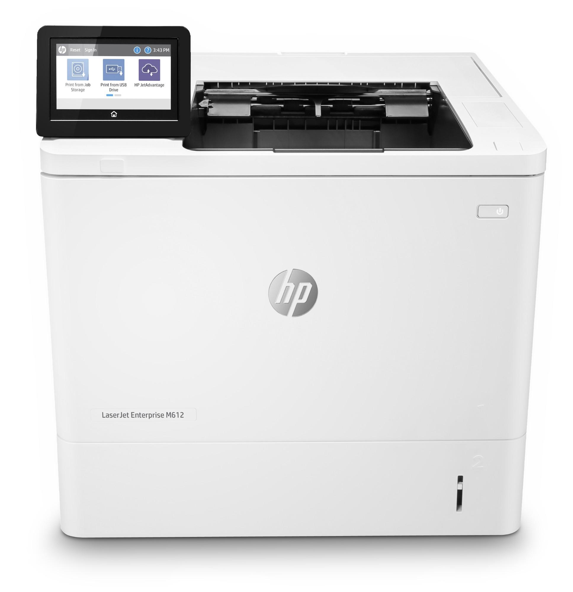 HP LaserJet Enterprise M612dn 1200 x 1200 DPI A4 Wifi